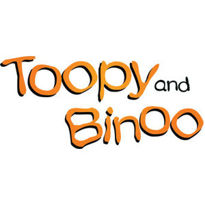 Toopy & Binoo Logo 500x500